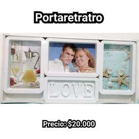 Portarretrato Love