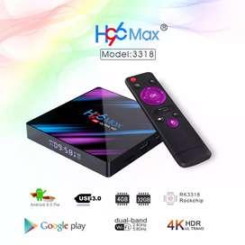 Tv Box H9 Max