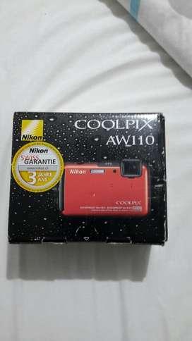 Camara Nikon Coolpix Aw110