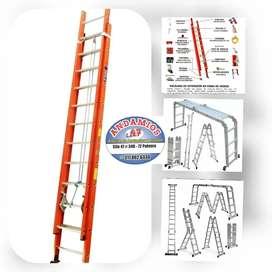 Alquiler y venta Escaleras multiproposito y extencion