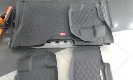 Moqueta termoformada Ford F150 cabina Doble