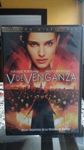 V de venganza - DVD original