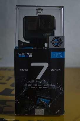 Gopro Hero 7 black cómo Nueva