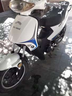 Vendo motomel blitz  tunning 110cc 2016.
