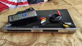 DVD, reproductor con Karaoke