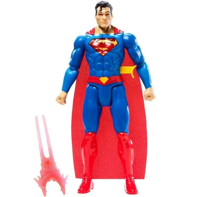 Superman Poder Kriptoniano Luz 10 Sonido Dc Comics Original 0