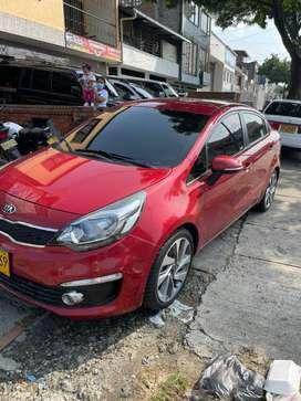 Kia Rio R 2018 full 38 mil kms como nuevo