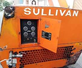 Comprensor de aire Sullivan