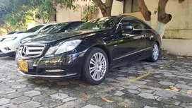Mercedes-Benz E250 Motor 1.8 Versión Coupe