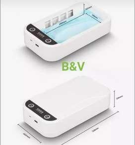 Esterilizador UV, Elimina bacterias y aromatizador