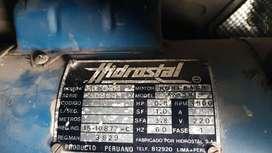 Bomba hidraulica Hidrostal Operativa 0.8 Hp/ 220v /