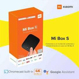 Mi Box S Original Xiaomi