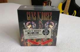 Guns N' Roses  box set Japan universal music