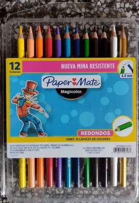 Colores Paper Mate Magicolor