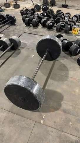 Vendo pesa de 80 kg