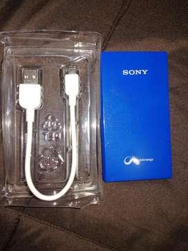 Cargador Portátil Sony