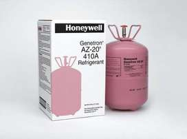Gas refrigerante R410a Honeywell