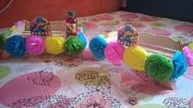 Estantes decorados Pocoyo