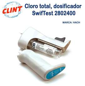 Cloro Total, Dosificador Swiftest 2802400 - Hach