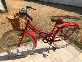 Bici con poco uso, como nueva. Rodado 27,5