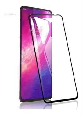Vidrio Templado Full Cover Screen Motorola One Hyper Glue