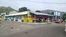 Vendo Casa esquinera en zona comercial de Honda Tolima