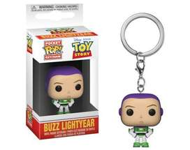 Llavero Funko Pop: Toy Story Buzz Lightyear