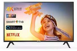 SMART TV3 4K Ultra HD 55 Pulgadas
