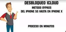 Jailbreak de iphone del 5s hasta el x