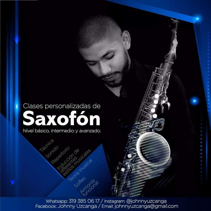 Clases de saxofón 0