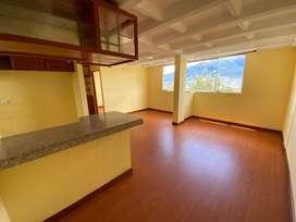 Se arrienda departamento de 2 habitaciones, sector California Alta, Norte de Quito