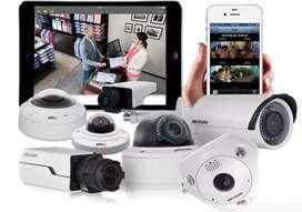 Venta  de cámaras de vigilancia