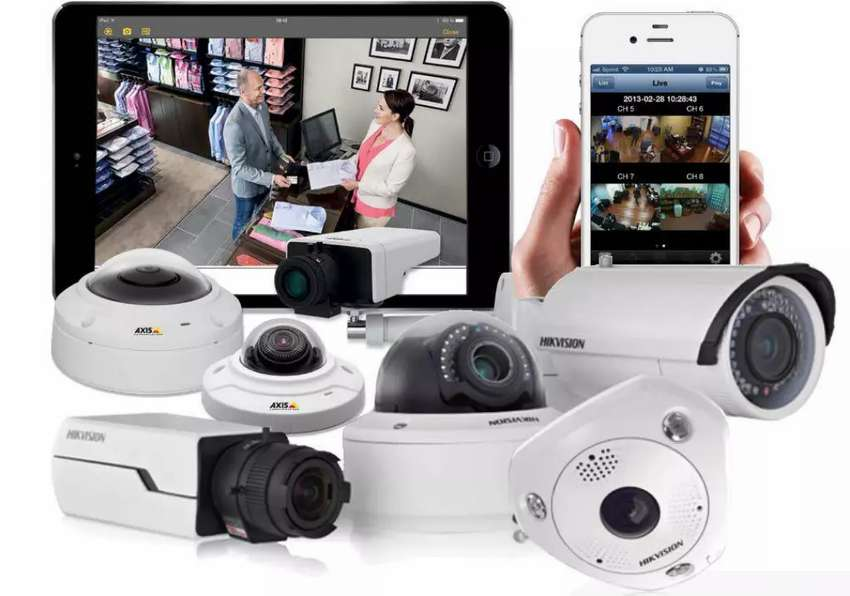 Venta  de cámaras de vigilancia 0