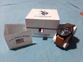 Reloj polo americano.
