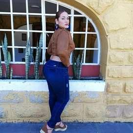 Pantalones en Jean para Dama T 6 a 24