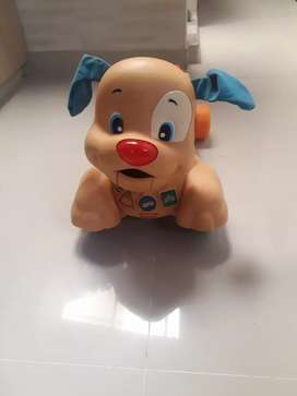 Perro interactivo caminador bingo NEGOCIABLE