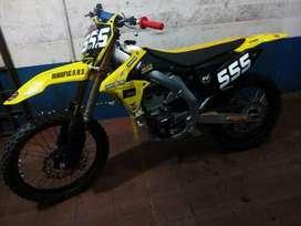 Rmz 450 modelo 2013