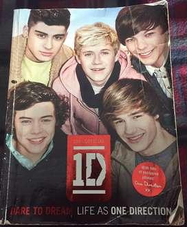 Libro de One Direction 100% original