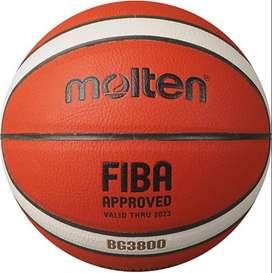 Balón Baloncesto Molten Bg 3800 Fiba