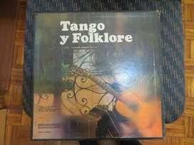 TANGO Y FOLCLORES DE RIDERS DIGEST 10 VINILIO