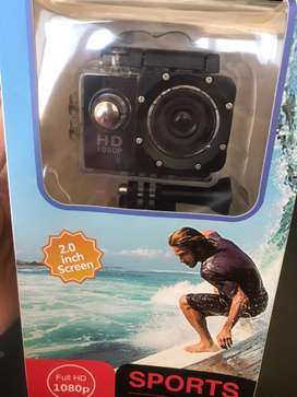 Sports Cam 30M de profundidad
