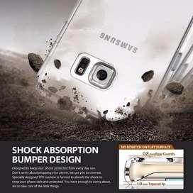 Estuche Forro Tranparente Slim Hydrogel Samsung S6 S7 Y S7 Edge NUEVOS