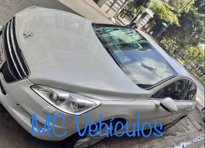 PEUGEOT 508 ALLURE AUTOMATICO AÑO 2012 0