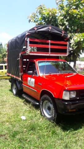 Camioneta para Accarreos