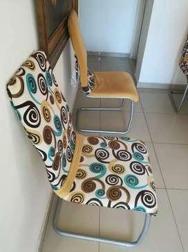 Se vende sillas