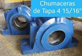VENDO CHUMACERAS DE TAPA