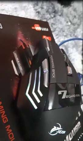 Se vende mouse tipo gamer nuevos de diferentes precio y diseños