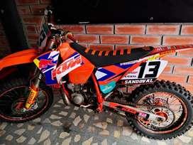 KTM SFX250 PERFECTO ESTADO -BUGA (Valle)