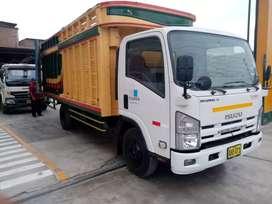 Camión Isuzo H500 de 5 toneladas
