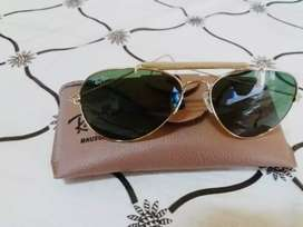 Lentes RAY-BAN UV AVIATOR cola de ratón  PHOTO GREY
